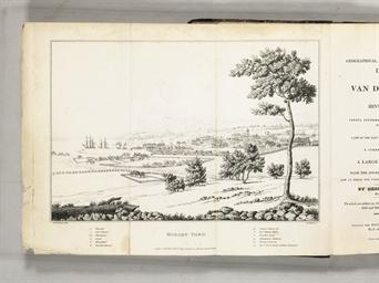 EVANS, George William (1780-18