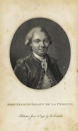LA PÉROUSE, Jean François Gala