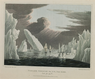 ROSS, John (1777-1856). A Voya