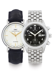 IWC.  A LOT OF TWO AUTOMATIC S