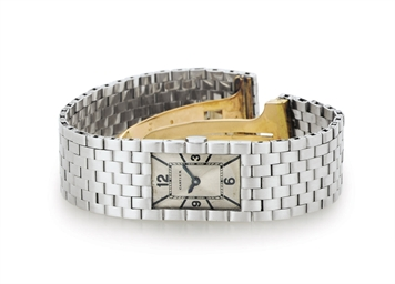 CARTIER.  A LADY'S FINE AND VE