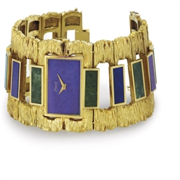 PIAGET. A LADY'S RARE, UNUSUAL