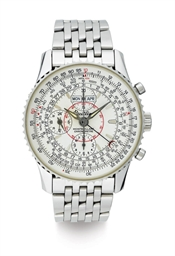 BREITLING. A STAINLESS STEEL A