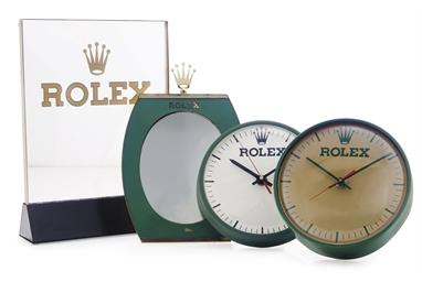 ROLEX.  A LOT OF FOUR RETAILER