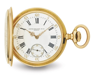 PATEK PHILIPPE.  AN EARLY 18K