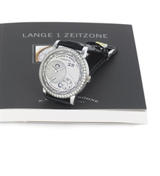 A. LANGE & SÖHNE.  A FINE AND