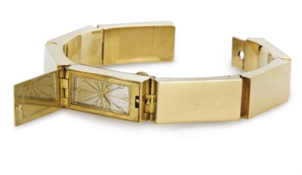 LECOULTRE.  A LADY'S UNUSUAL 1