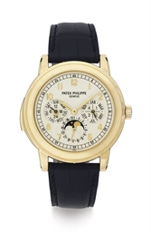 PATEK PHILIPPE.  A RARE AND IM