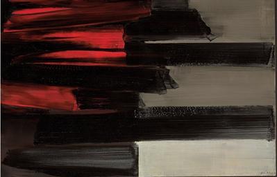 Peinture 97 x 130 cm 15 août 1
