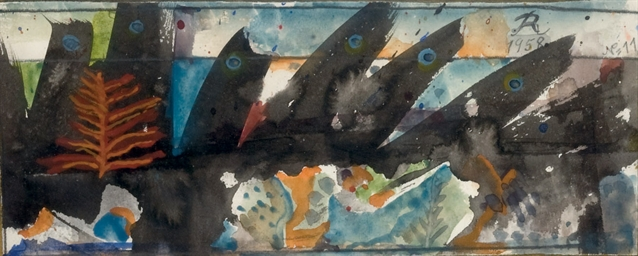 Drama der schwarzen Fische (Dr