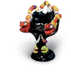 Fauteuil noir (Grand fauteuil)