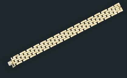 A bracelet, by Cartier
