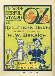 BAUM, L. Frank (1856-1919). Th