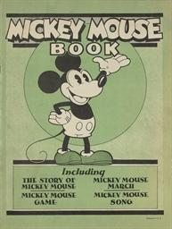 MICKEY MOUSE -- BIBO, Bobette