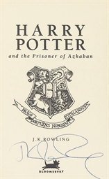 ROWLING, J.K.  Harry Potter an