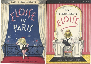 THOMPSON, Kay.  Eloise. A Book