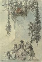The fairies ascent