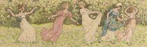 Dancing among the daisies