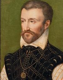 Portrait d'un gentilhomme port
