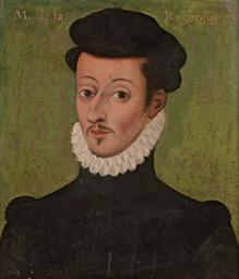 Portrait de monsieur de la Roc