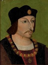 Portrait de Charles VIII