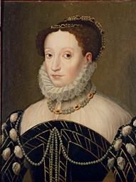 Portrait présumé de Catherine