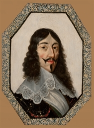Portrait de Louis XIII