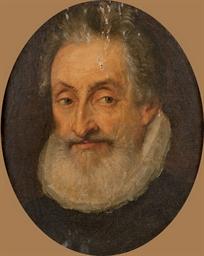 Portrait d'Henri IV