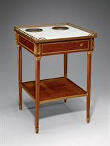 TABLE RAFRAICHISSOIR DE STYLE LOUIS XVI