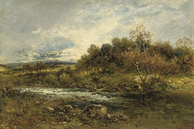 Along the rapids