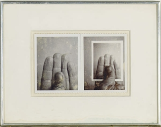 Untitled (Hands), 1967
