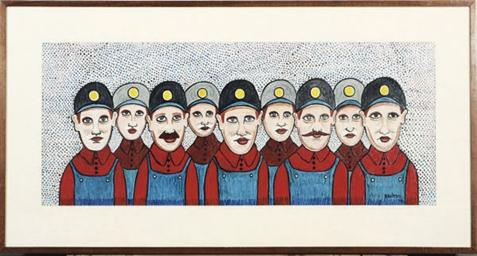 Nine Miners
