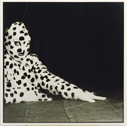 Leigh Bowery: Session I/Look 1