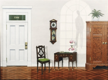 Shadows in an interior