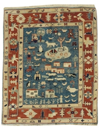 A TURKISH RUG,
