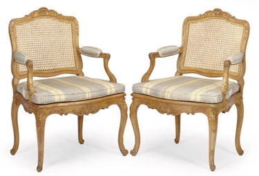 A PAIR OF LOUIS XV PROVINCIAL