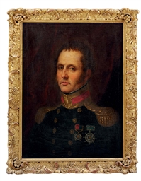 Portrait of Captain Samuel Edw