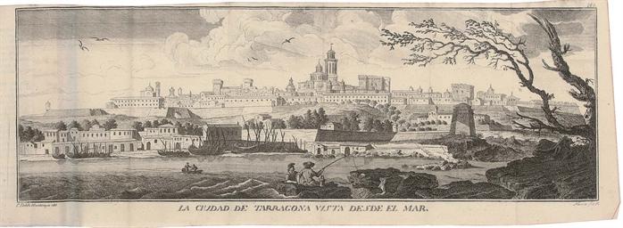 PONZ, Antonio (1725-1792).  Vi