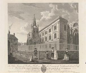 BRAND, John (1744-1806).  The