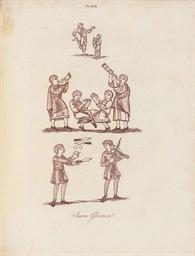 STRUTT, Joseph (1749-1802). Gl
