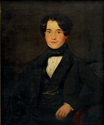 Portrait of Edward Ford (1827-