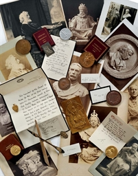 AN ARCHIVE OF LETTERS, PHOTOGR