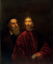 The Artist and Chancellor Andr