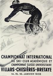 CHAMPIONNAT INTERNATIONAL, VIL