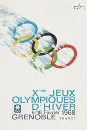 Xmes JEUX OLYMPIQUES D'HIVER