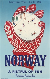 NORWAY, A FISTFUL OF FUN