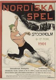 NORDISKA SPEL, STOCKHOLM