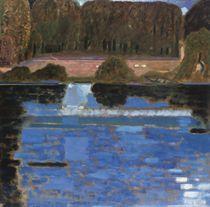 Blue river L'Anglin