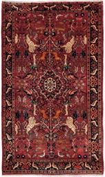 A fine Bijar rug