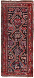 An antique Karabagh long rug